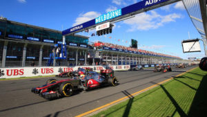 Travelling to the Australian Grand Prix and Melbourne Tours
