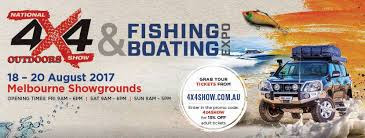 Melbourne 4x4 fishing and boating expo