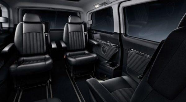 maxi taxi interior